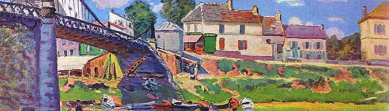 Künstler A-Z - Alfred Sisley