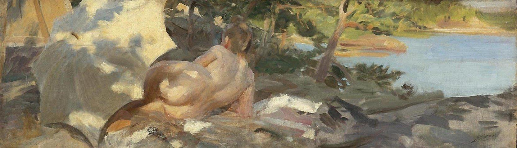 Künstler - Anders Zorn