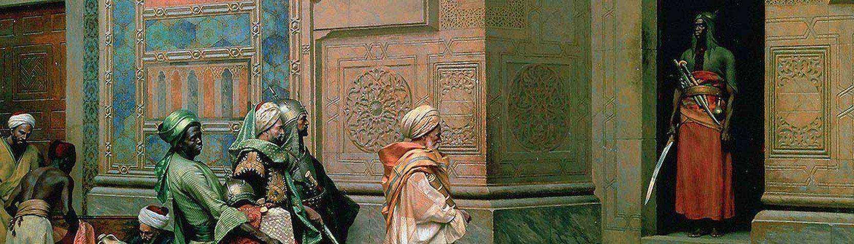 Kollektionen - Orientalismus