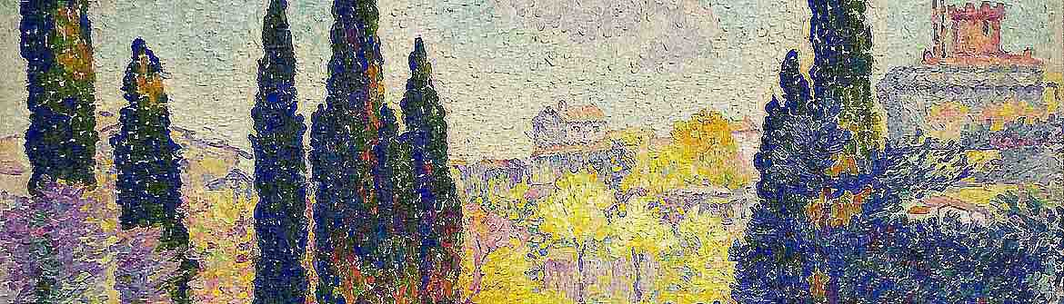Künstler - Henri Edmond Cross