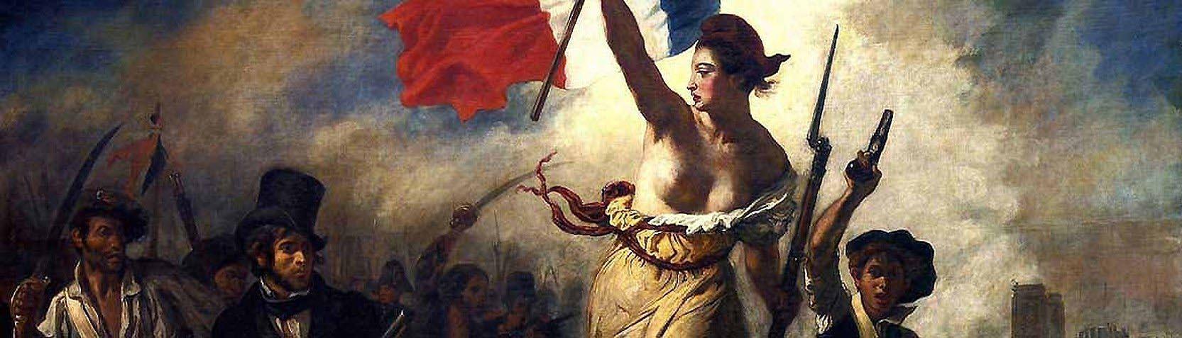 Künstler - Eugène Delacroix