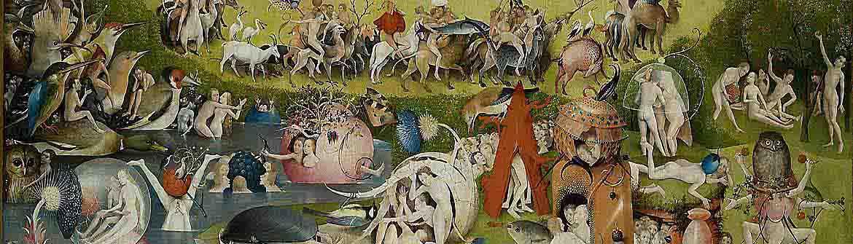 Künstler - Hieronymus Bosch