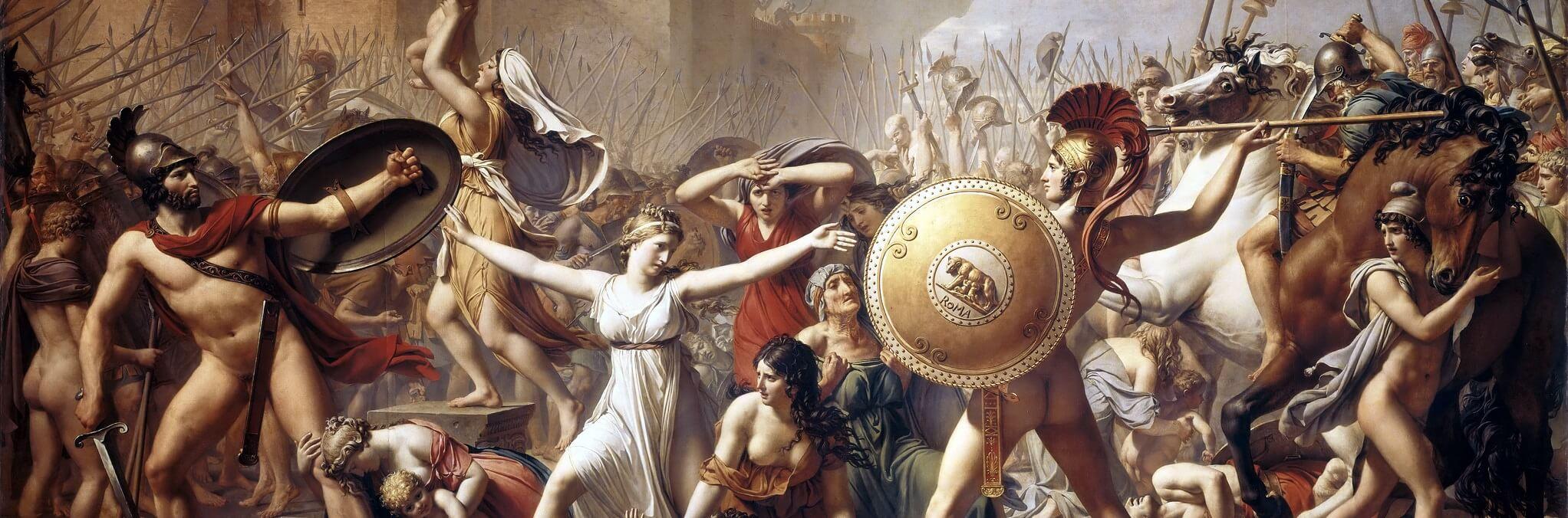 Künstler - Jacques-Louis David