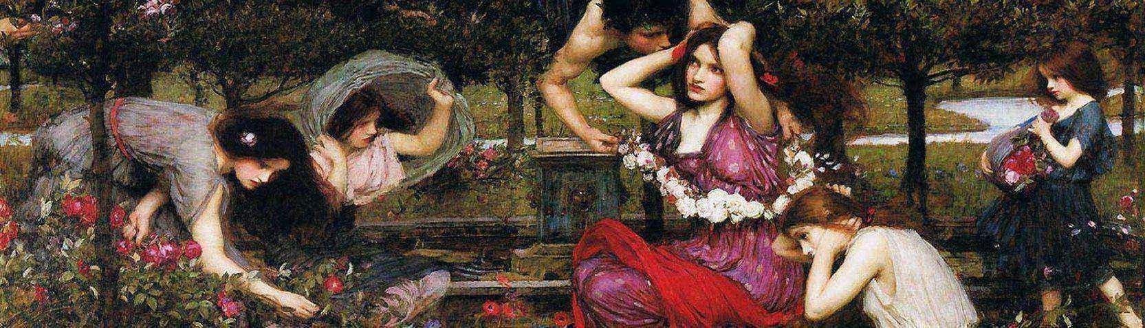 Künstler - John William Waterhouse