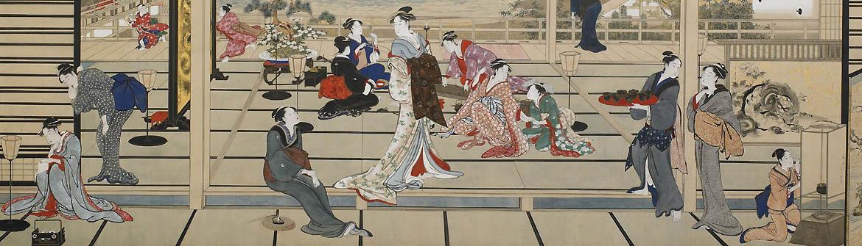 Künstler - Kitagawa Utamaro