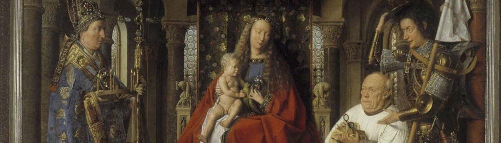 Künstler - Jan van Eyck