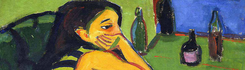 Künstler A-Z - Ernst Ludwig Kirchner