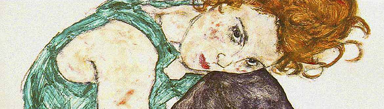 Künstler A-Z - Egon Schiele