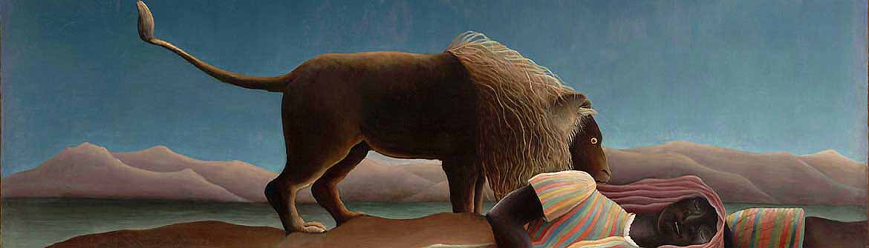 Künstler - Henri Rousseau
