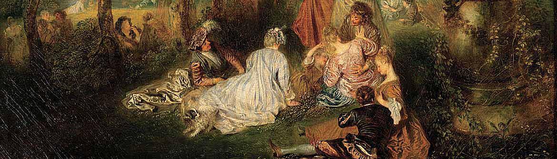 Künstler - Antoine Watteau