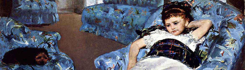 Künstler - Mary Cassatt