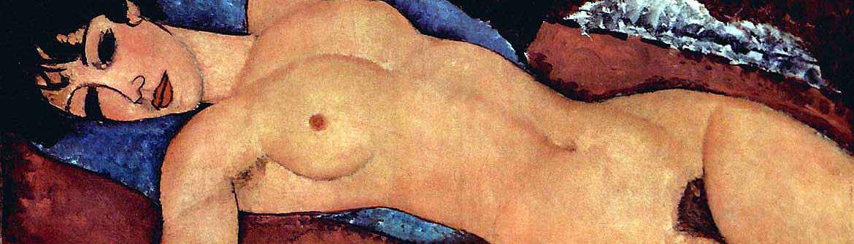 Künstler A-Z - Amadeo Modigliani