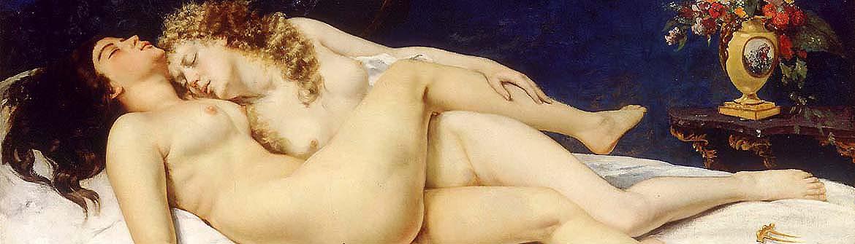 Künstler - Gustave Courbet