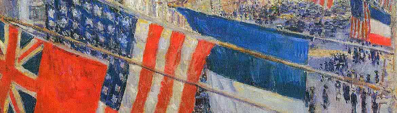 Kollektionen - Amerikanische Malerei