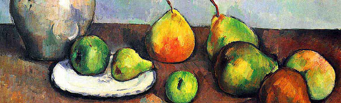 Künstler A-Z - Paul Cézanne