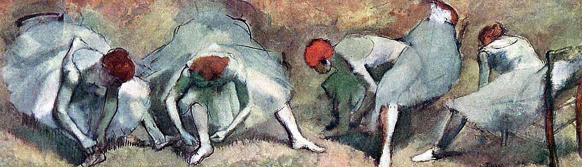 Künstler - Edgar Degas