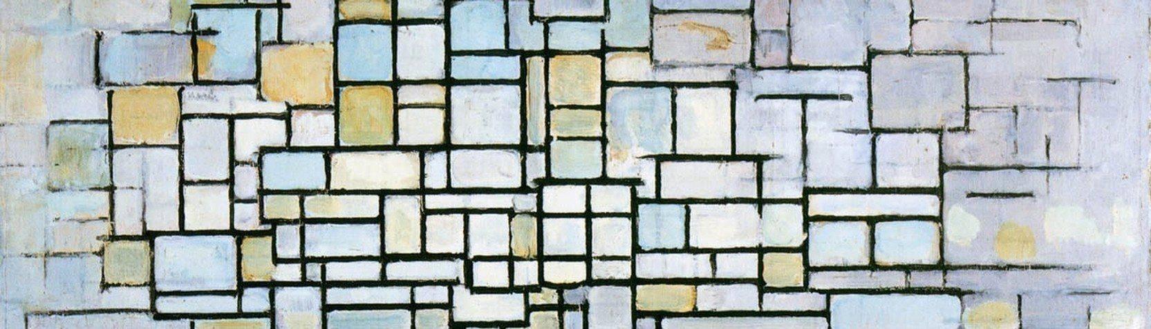 Künstler A-Z - Piet Mondrian
