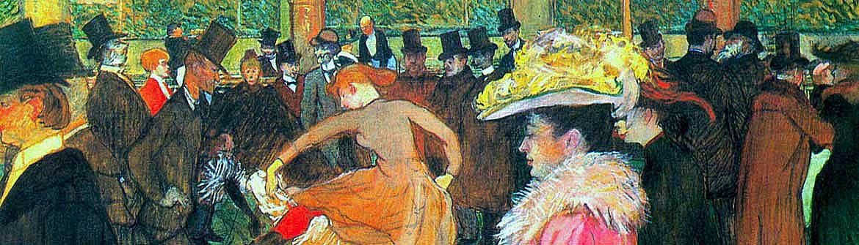 Künstler - Henri de Toulouse-Lautrec