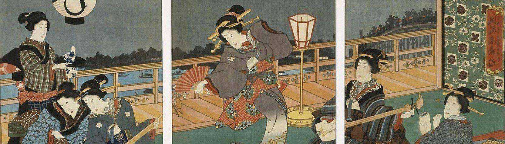 Künstler - Utagawa Kunisada