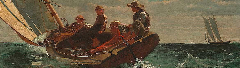 Künstler - Winslow Homer