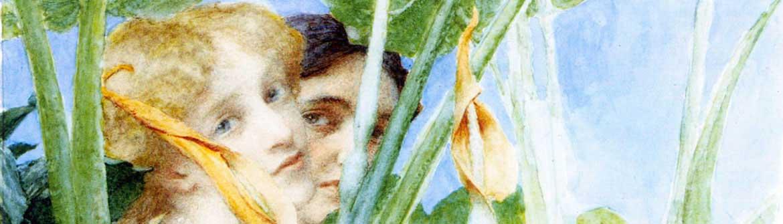 Motive - Viktorianische Malerei