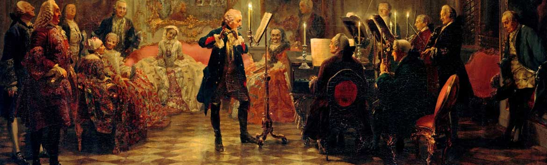Künstler - Adolf von Menzel